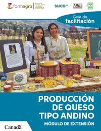 Guía de Facilitación Producción de queso tipo andino
