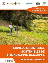 MATERIAL DE APRENDIZAJE MANEJO DE SISTEMAS SOSTENIBLES DE ALIMENTACION GANADERA