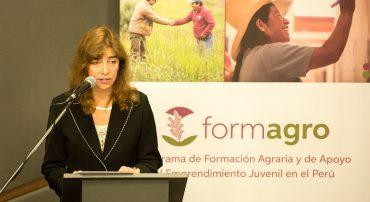 Proyecto Formagro beneficiará a 10 mil productores de Ancash y Lima