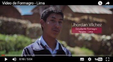 Vídeo Formagro – Lima