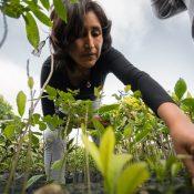 María y su apuesta por la agroecología
