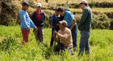 Pasantía jóvenes productores y productoras de Ancash a Lima