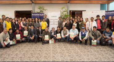 Primer Foro Regional: Lima Agroecológica para una alimentación saludable