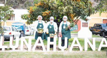 Primera Feria Agroecológica de Lunahuaná