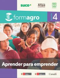 Boletín FORMAGRO #4: Aprender para emprender