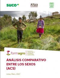 Análisis comparativo entre los sexos (ACS)