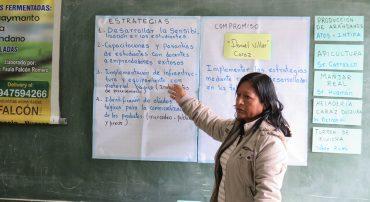 """""""Nosotras, como educadoras, debemos dar el ejemplo, sobre todo en los temas de igualdad"""""""