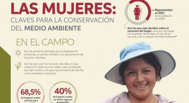 Las mujeres: claves para la conservación del medio ambiente