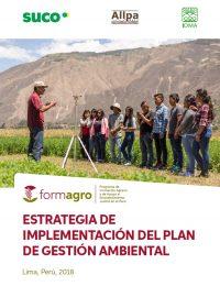 Estrategia de Implementación del Plan de Gestión Ambiental
