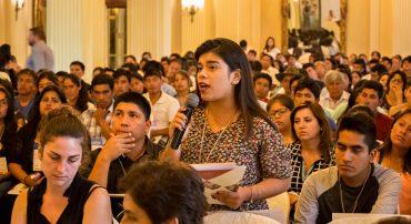 Jóvenes se comprometen a promover la agroecología, el consumo de alimentos saludables, y el turismo vivencial
