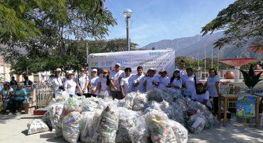 Región Lima: Campaña de sensibilización ambiental en Pacarán por el Día Mundial del Medio Ambiente