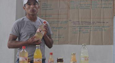 Región Lima: Jóvenes participantes de los cursos de FORMAGRO aprenden nuevas estrategias de comercialización de productos agroalimentarios