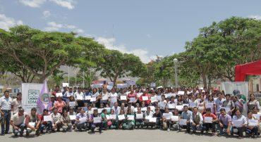 Agraria.pe: Más de 270 jóvenes se gradúan en temas de producción agropecuaria sostenible y emprendimiento