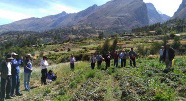 Áncash: IV Comité Regional del proyecto se llevó a cabo en Caraz
