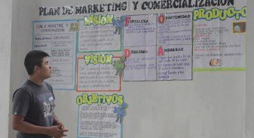Andina.pe: Más de 270 jóvenes se gradúan en producción agropecuaria sostenible y emprendimiento