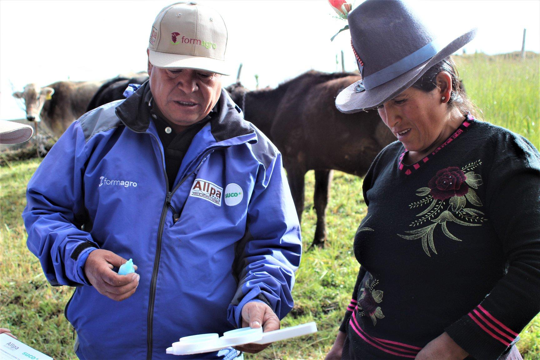 Pasantía Técnica en Ganadería - Cajamarca