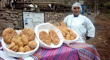 Elizabeth Putasi: Pan artesanal, saludable y natural