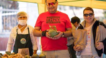 La Feria Agroecológica de Lunahuaná: Una oportunidad para las productoras y los productores orgánicos