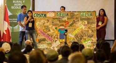 La juventud peruana: Las manos que dan vida al campo