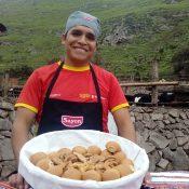 Ignacio Huaccachi: Panes con sabor local