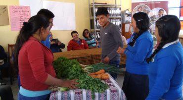 Agraria.pe: 349 jóvenes egresan de módulos en producción sostenible en Lima y Áncash