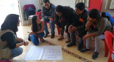 Región Lima: FORMAGRO fortalece emprendimientos juveniles en Huarochirí con taller de formalización tributaria