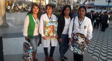Región Lima: Instituto de Educación Superior Tecnológico de Matucana logra primer puesto en Feria SUPERATEC 2018