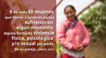 Perú: Cifras de la violencia contra la mujer