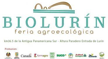 Región Lima: Este viernes 16 de noviembre FORMAGRO inaugura la Feria Agroecológica BioLurín
