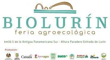 FORMAGRO Inaugura la Feria Agroecológica BioLurín