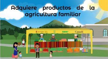 Jóvenes y la agricultura familiar