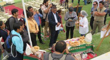 Premian emprendimientos agroecológicos financiados por el Fondo Wiñay