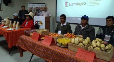 Región Ancash: Empresas locales y familias productoras agroecológicas participaron en rueda de negocios