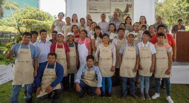 FORMAGRO: 14 emprendimientos agroecológicos recibieron financiamiento del Fondo Wiñay