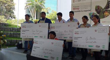 Inforegión: 14 emprendimientos agroecológicos financiados por el Fondo Wiñay