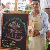 Allish Fresa: Las buenas fresas de San Luis