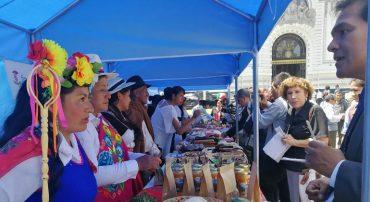 Región Lima: Feria Agroecológica de la Reserva Paisajística Nor Yauyos Cochas