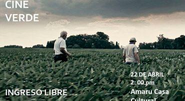 """Cine Verde: Proyección del documental """"Viaje a los Pueblos Fumigados"""""""