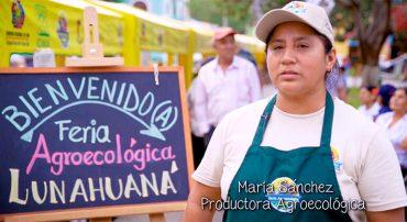 Feria agroecológica de Lunahuaná – Lima