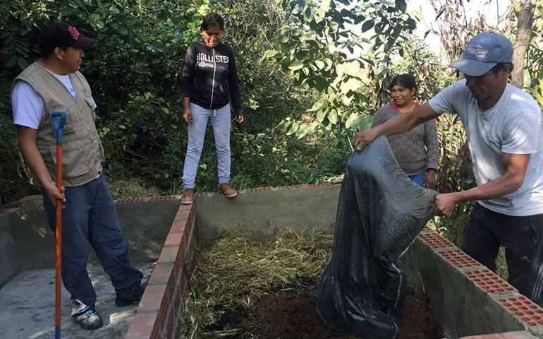 """Talleres participativos: """"Lombricultura para mejorar los suelos en parcelas agroecológicas"""""""