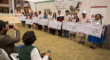 Región Áncash: FORMAGRO premiará a los 7 emprendimientos juveniles agroecológicos ganadores de la III edición del Fondo Wiñay