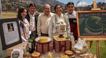 Premiación del tercer Fondo Wiñay en Áncash
