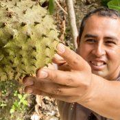 Juan Diego y sus néctares de sabores innovadores