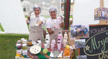 Premiación del 3er Fondo Wiñay en Lima