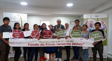 Se seleccionaron los 13 emprendimientos que pasan a la etapa final del Fondo Wiñay