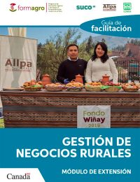 Guia de facilitacion Negocios Rurales