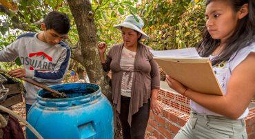 Lima: 53 jóvenes se gradúan de cursos virtuales para el desarrollo agropecuario sostenible de FORMAGRO