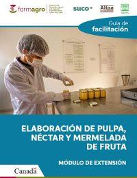 GUIA DE FACILITACION ELABORACION DE PULPA, NECTAR Y MERMELADA DE FRUTA