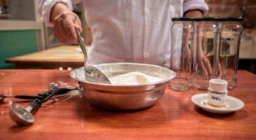Producción sostenible de manjar y yogurt griego