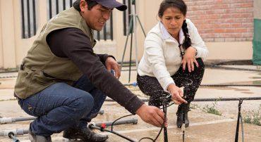 Sistema de riego para la agricultura familiar (virtual)